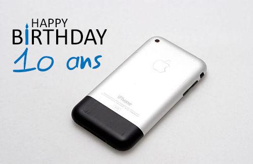 Les 10 ans de l'iPhone: la montée de l'UX design.