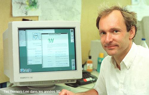 Le web à 28 ans !