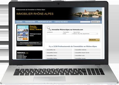 Immobilier Rhône-alpes