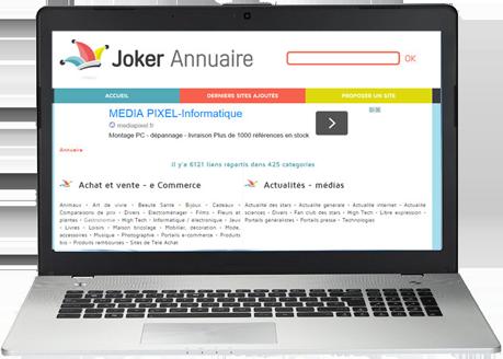 Joker Annuaire