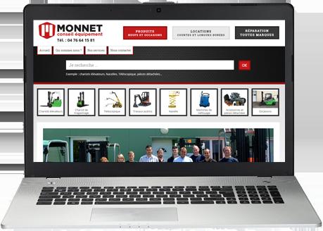 Monnet Conseil Equipement