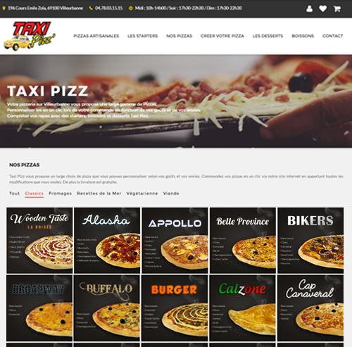 taxi pizz villeurbanne web media com. Black Bedroom Furniture Sets. Home Design Ideas