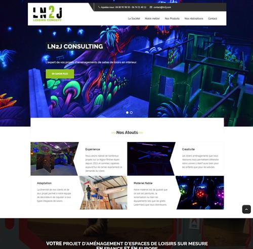 aménagement d'espace de loisirs, laser game