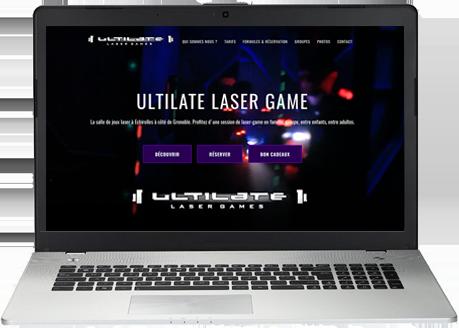 Ultilate Laser Game