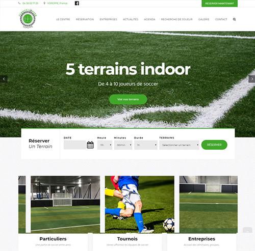 Foot indoor Clasico Soccer Voreppe