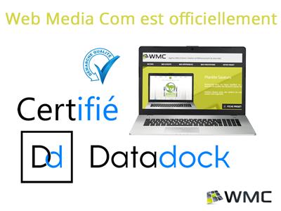 Web Media Com, formations web certifiées par Datadock