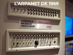 Les 50 ans d'internet, l'histoire de sa création