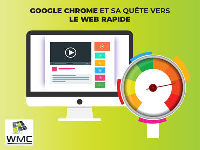 Google Chrome va pénaliser les sites trop lents à se charger