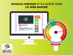 Google Chrome va pénaliser les sites trop lents à se charger