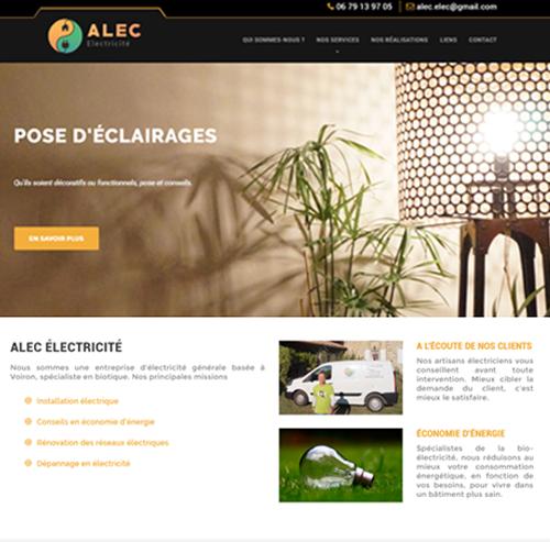 Alec Elec : électricité générale à Voiron