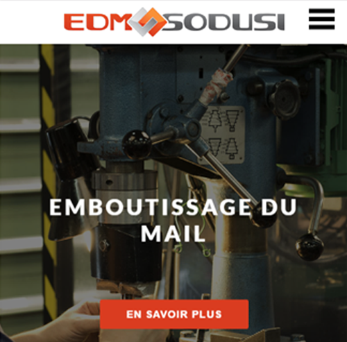 EDM SODUSIversion mobile