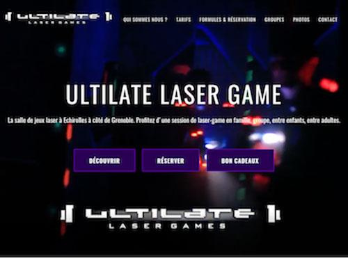 Ultilate Laser Game Grenoble