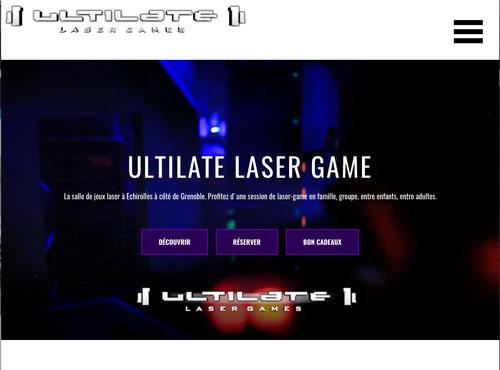 Ultilate Laser Gameversion mobile