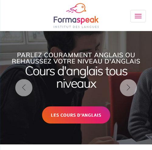 Formaspeakversion mobile