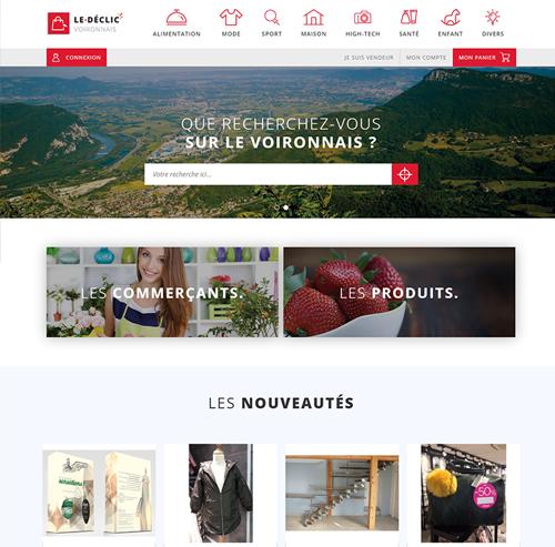 Commerçants et produits du Voironnais