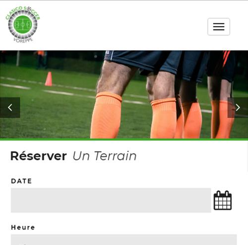 Clasico Soccer Voreppeversion mobile