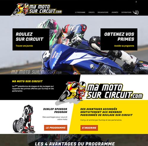 Stages et journées sur circuits moto
