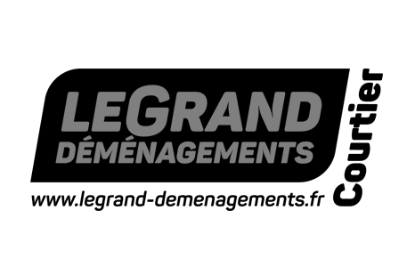 Legrand Déménagements Courtier