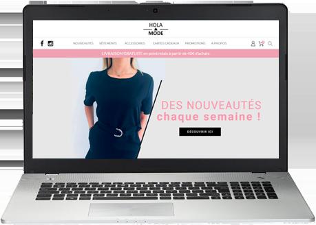 HolaMode vêtements et accessoires pour femmes