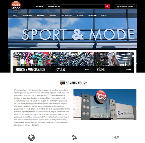 Sport 2000 Voiron Sport et Mode