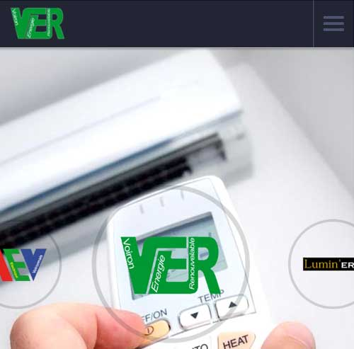 VER Voiron Energie Renouvelableversion mobile