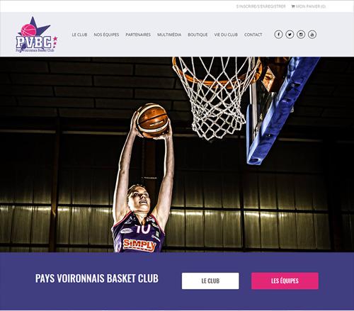 PVBC Pays Voironnais Basket Club