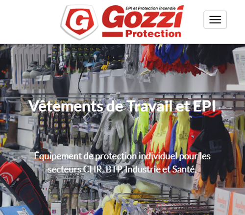 Gozzi protectionversion mobile