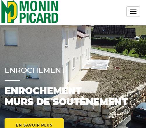 Monin Picardversion mobile