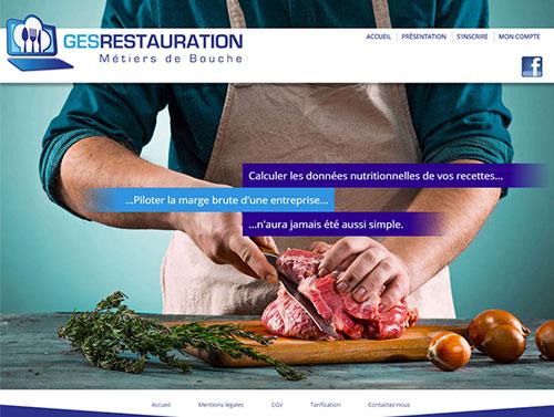 GesRestauration - MysolutionsWEB Calculez vos prix de revient et marges