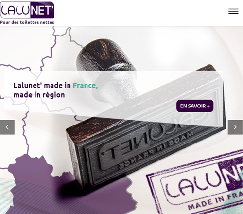 LaLunet'version mobile