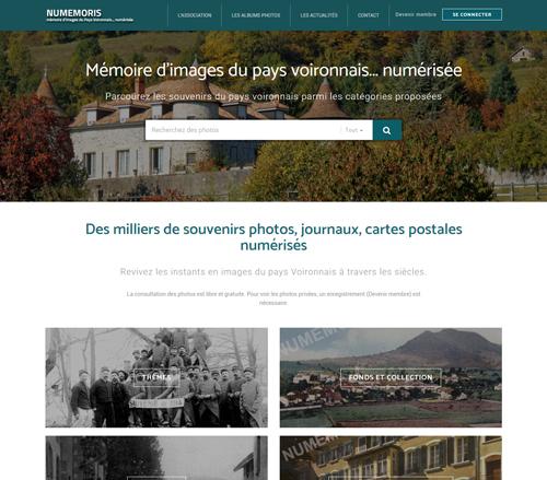 association souvenirs photos Pays Voironnais