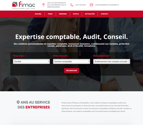 Fimac conseil - Audit - Expertise comptable