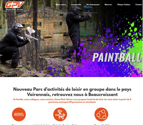 Tir à l'arc, airsoft, paintball, archery tag et laser game en Isère