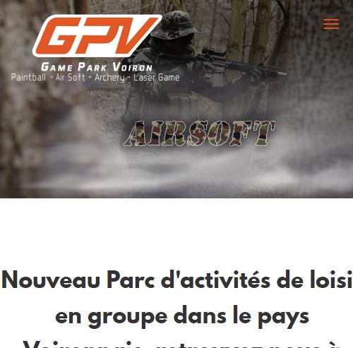 Game Park Voironversion mobile