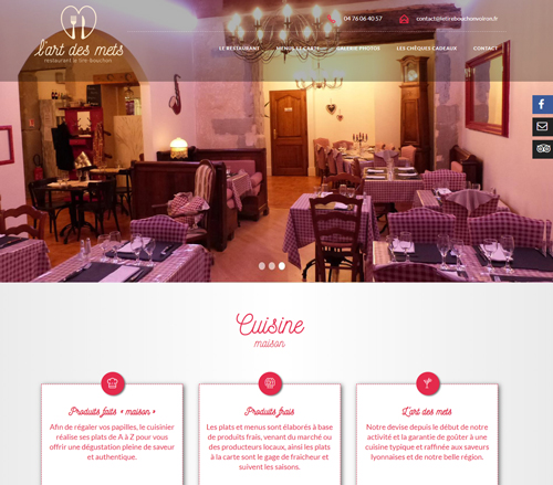Restaurant voiron