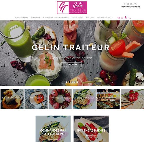 Gelin Traiteur - Votre traiteur mariages, entreprises... à Grenoble
