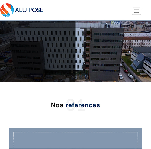 Alu Poseversion mobile