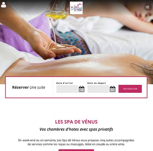 Spa de Venusversion mobile