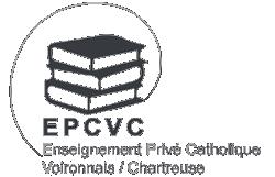 Enseignement Privé Catholique Voironnais/Chartreuse