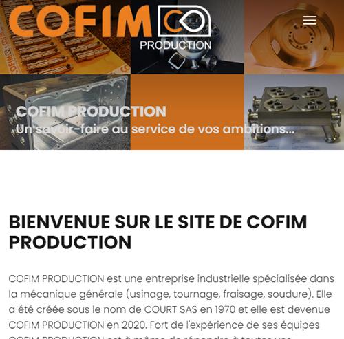 Cofim productionversion mobile